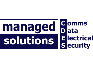 managed solutions CDES Logo