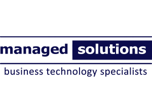 managed solutions business technology specialists Logo