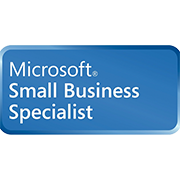 Microsoft Small Business Specialist Logo