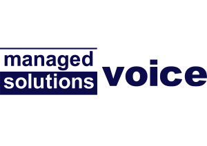 managed solutions voice Logo